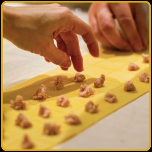 Corso pasta fresca bologna festa